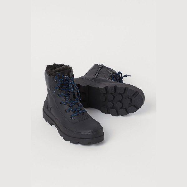 وفر معنا حذاء بوت للرجال أشتري قطعتين والقطعه الثالثه هديه